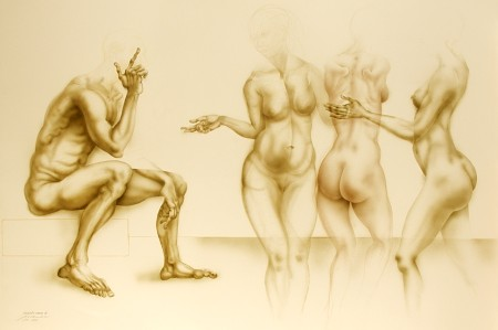 JUDGMENT OF PARIS IV - Click here for bigger picture