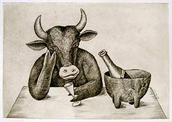 Výsledek obrázku pro smutná kráva