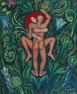 ADAM AND EVE - Click here for bigger picture