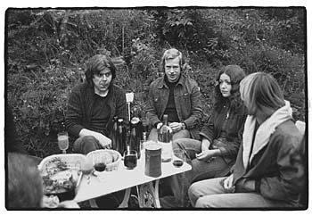 JANSKE LAZNE – IN MY GARDEN, about 1977 - Click here for bigger picture