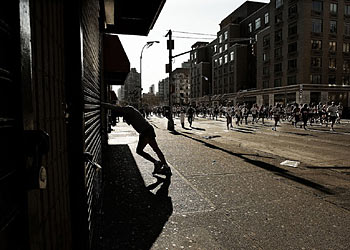 MARATHON III. (New York) - Click here for bigger picture