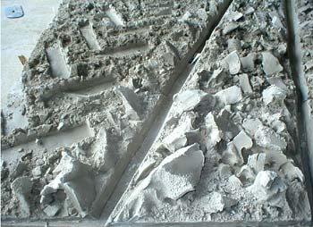 "RELIEF ""PLOUGHING"" - Click here for bigger picture"