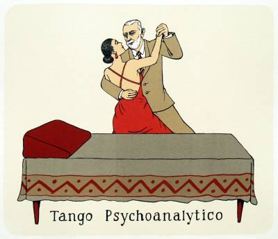 TANGO PSYCHOANALYTICO - Click here for bigger picture