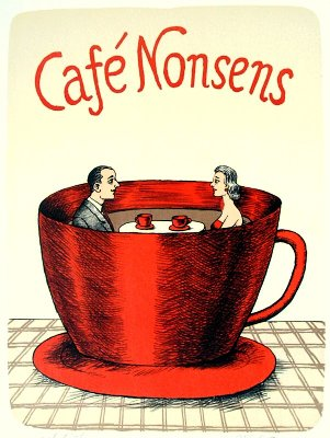 CAFE NONSENS - Click here for bigger picture